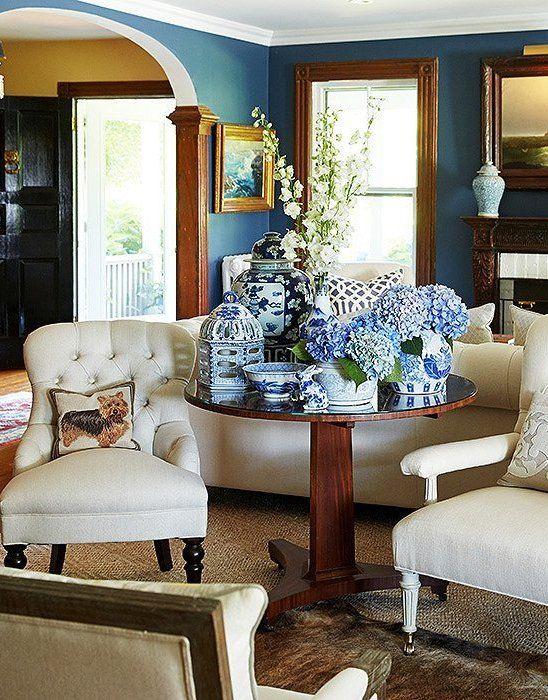Tour A Hamptons Farmhouse Bursting With Style
