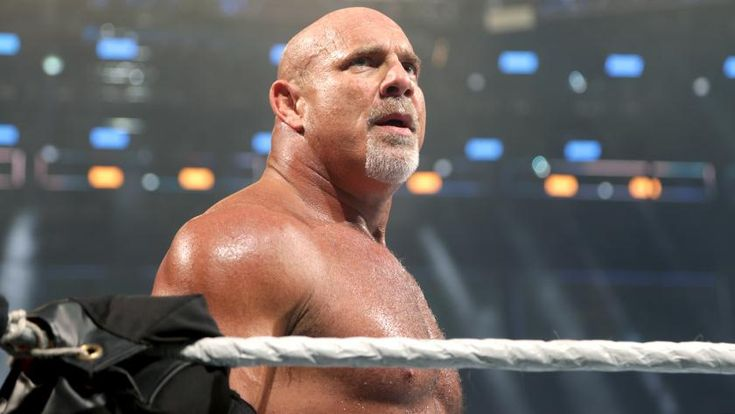 Bill Goldberg officially announced as the first entrant in the 2017 Royal Rumble