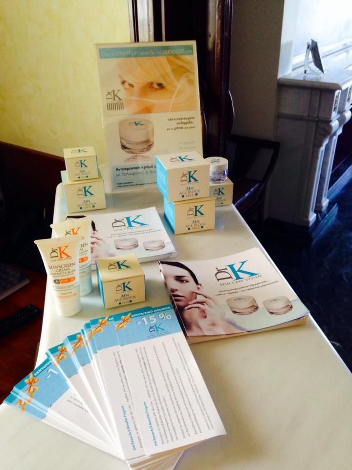 DrK Skin Care System - More than just a beauty product...