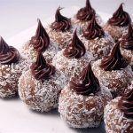 Οι πιο ευκολες Τρουφες με ινδοκαριδο και nutella