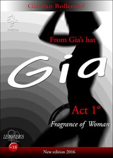 FROM GIA'S HAT - The lesbian erotic novels: GLUTTONY