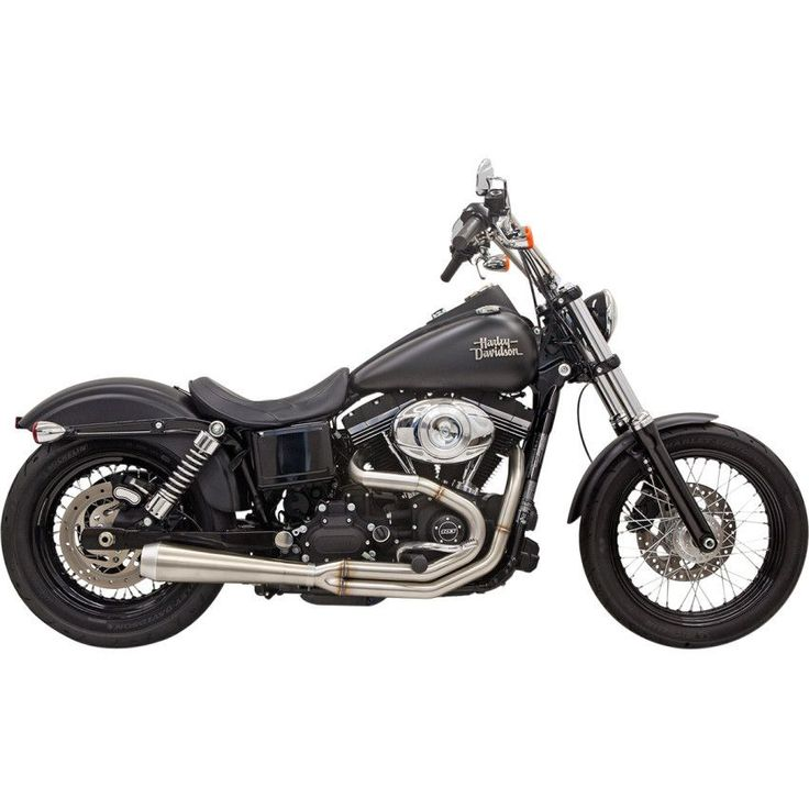 Bassani Road Rage III Stainless Exhaust for 19912016