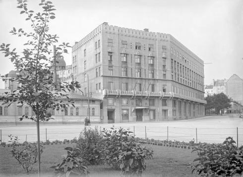 Helsinki, Seurahuone 1920's