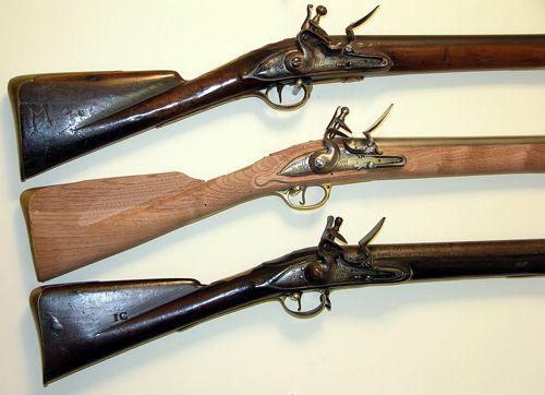 Pedersoli Brown Bess musket Shooting UK