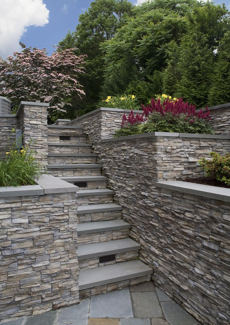 17 best images about stonecraft on pinterest tennessee for Eldorado black river stacked stone