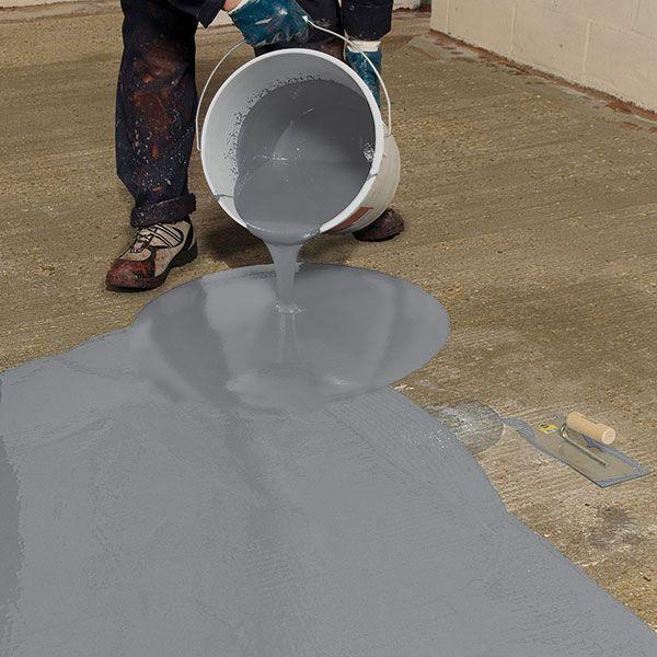Autolissant Premium 20kg Gris Un2735 3082 Lq Avec Images Peindre Le Beton Peinture Sol Peinture Beton