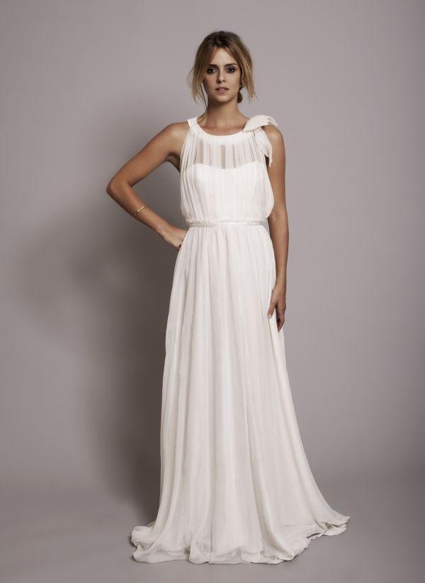 Parisian Wedding Dresses