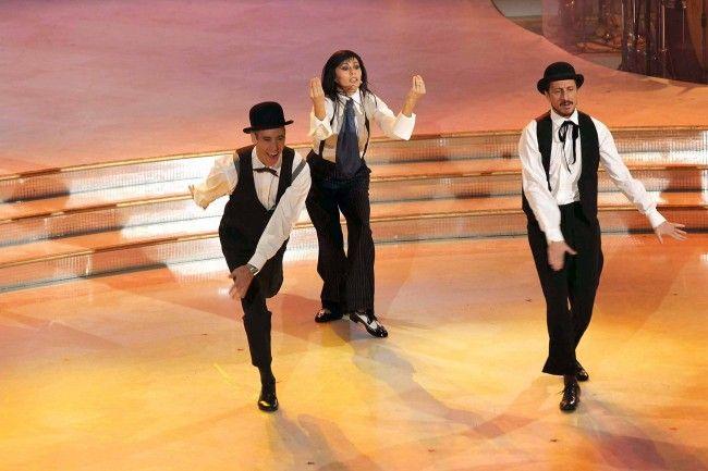 Ballando con Luca e Paolo e gli altri protagonisti del film di Natale- Foto 1 di 18 - Kataweb TvZap