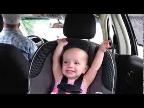 Baby Singing to Elvis Song.  Super Cute!  Watch every minute or you will really miss something special!
