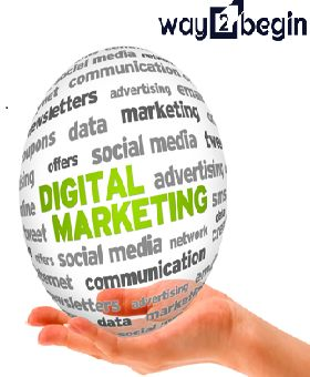 #Digital #marketing is an umbrella term for the #marketing of products or services using #digital #technologies #way2begin provides good #SEO services view more:http://www.way2begin.com/digital-marketing/