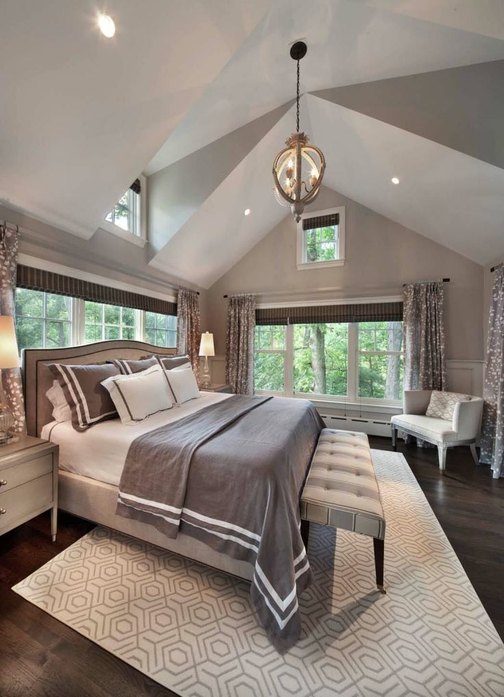 25 Absolutely stunning master bedroom color scheme