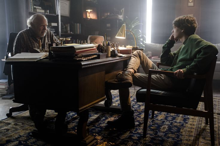 """Danny Devito and Kodi Smit-McPhee in Coming-Of-Age Trailer """"All The Wilderness"""" - http://www.flickchart.com/blog/danny-devito-and-kodi-smit-mcphee-in-coming-of-age-trailer-all-the-wilderness/"""