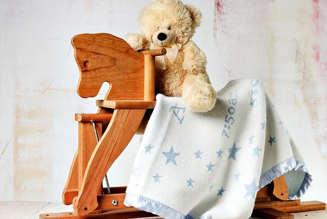 my blanket - Angora/Merino Wool
