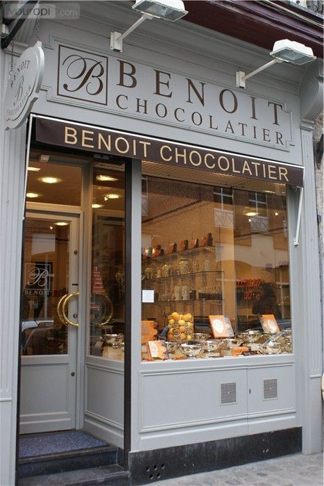Benoit chocolatier - Paris