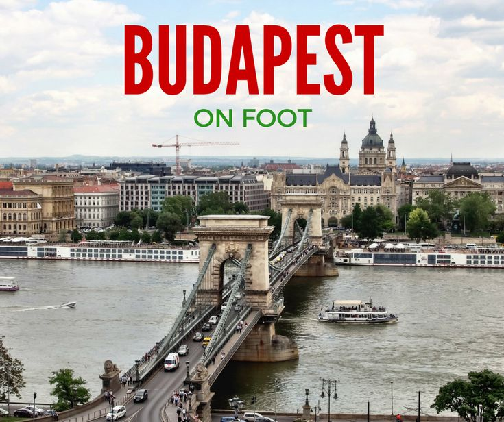 "Seeing Budapest on foot is a must do while visiting this great European city. The ""Pearl of the Danube"" is easily walkable and a pleasure to stroll."