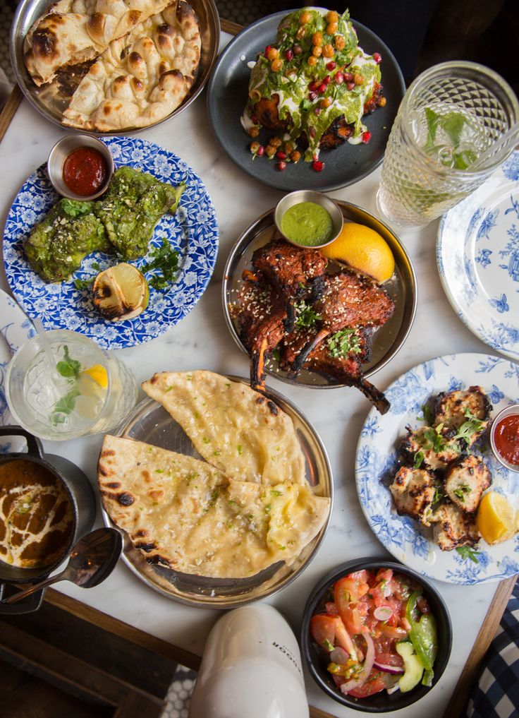 tandoor chop house - a great spot for indian food when travelling in london!