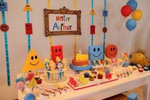 Mister Maker Theme
