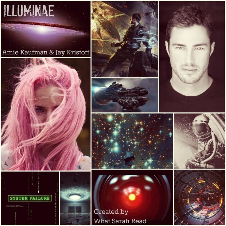 #illuminae