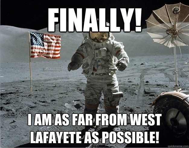 Purdue has put MORE astronauts in space/on the moon, with ...