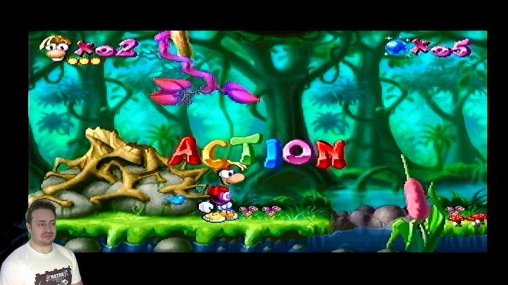 ▶️ Classic Game Tour ® Atari Jaguar【régi videó】