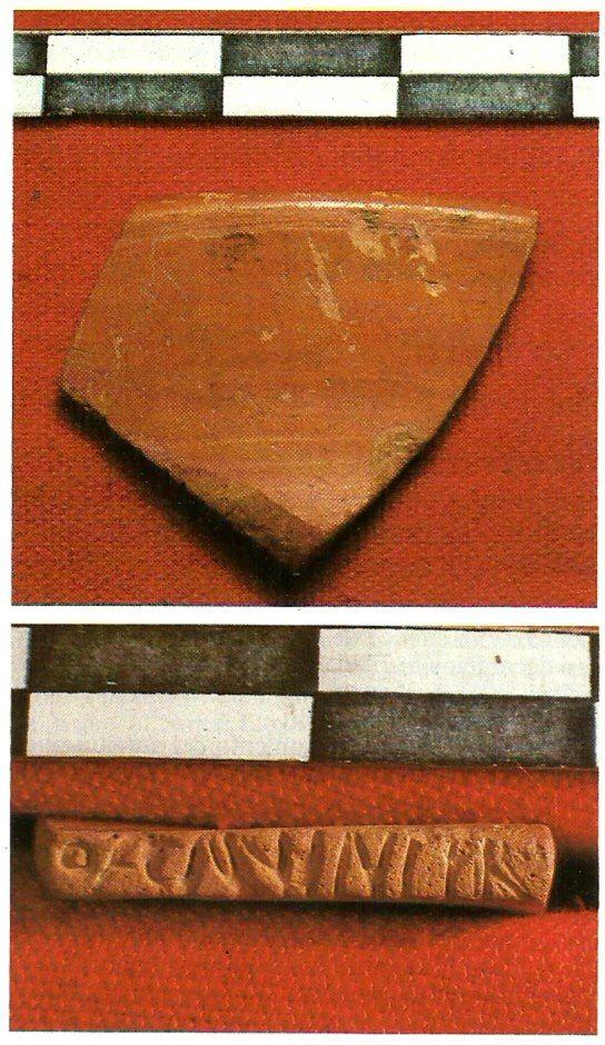 Calvinus, el primer alfarero en Talavera