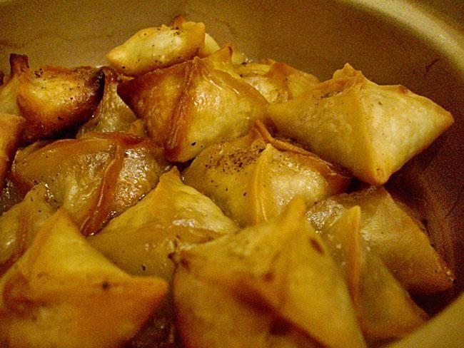 Кундюмы (кундюбки) - очень зимние и незаслуженно забытые блюда русской кухни | Четыре вкуса