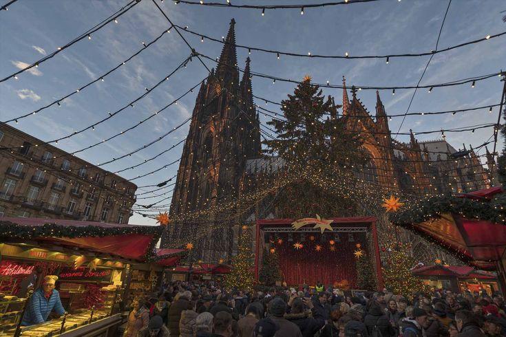 Mercadillos de Colonia, Alemania - Los mejores mercadillos navideños de Europa