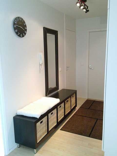 228 best images about ikea expedit kallax hacks on pinterest for Ikea expedit storage bench