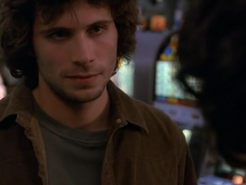 """Jeremy Sisto...but pretty much only as crazy, crazy Billy from """"Six Feet Under."""""""