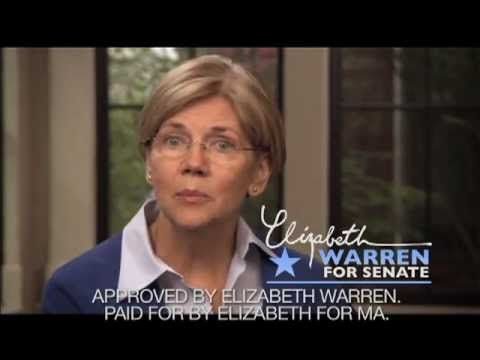 New Elizabeth Warren ad: My parents told me my mom was part Native American, so there you go