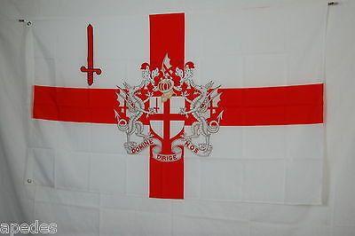 City of London England Great Britan Flag Banner 3x5