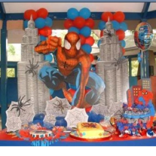 Spiderman, Parties and Cool backgrounds on Pinterest