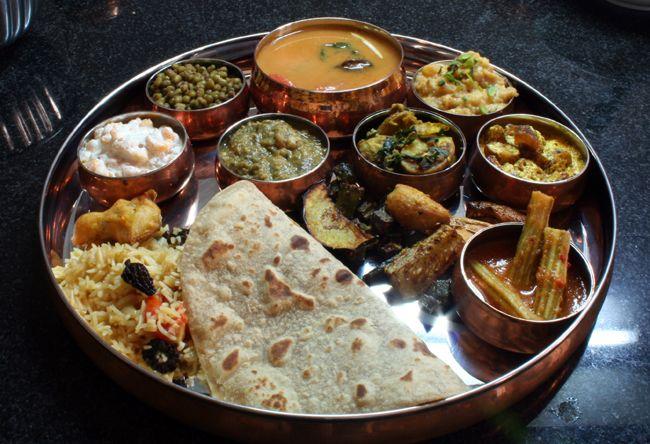 Top 10 Indian Vegetarian Food