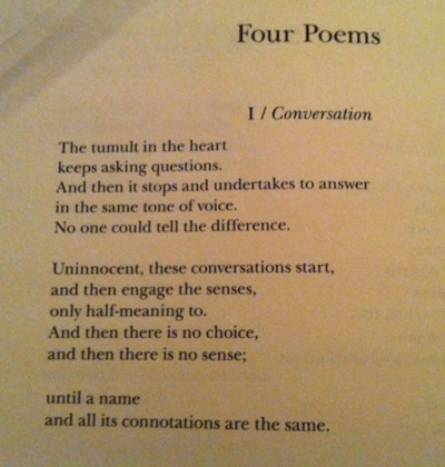 """elizabeth bishops poetry """"the enormous power of reticence,"""" octavio paz wrote in 1977, """"is the great  lesson of the poetry of elizabeth bishop"""" many critics have echoed."""