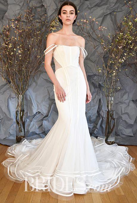 Brides: Austin Scarlett Wedding Dresses - Spring 2017 - Bridal Fashion Week