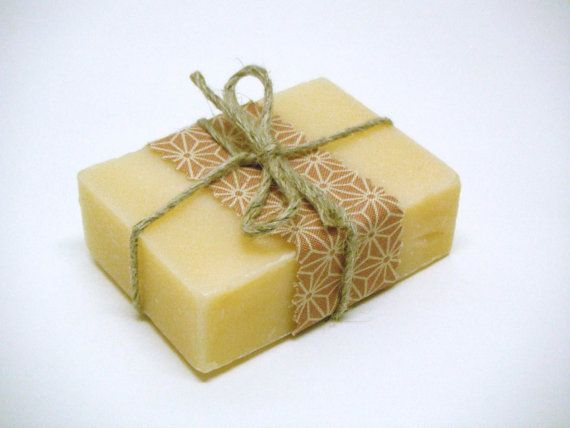 Lemongrass and Lime Organic Handmade Soap  Set of by botanicalsoap