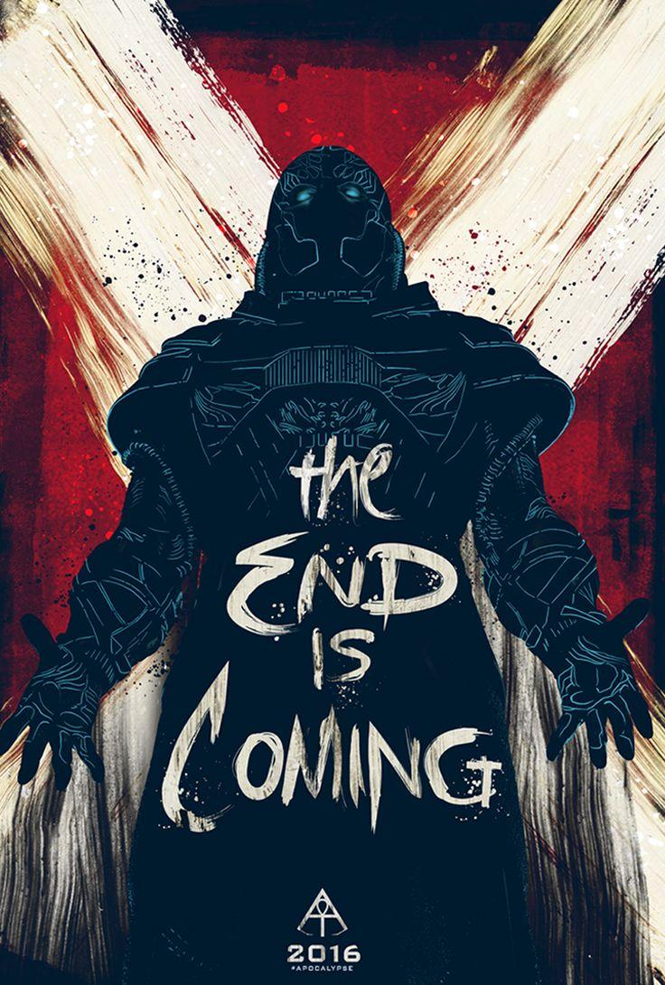 X-Men Apocalypse Comic Con Teasers Comps