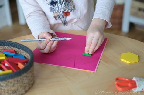 Über Kinderscheren und einige Ideen zum Schneiden