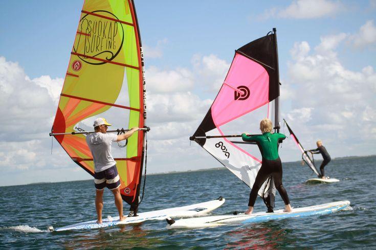 Sylt Windsurfen lernen | Surfschule Sylt