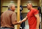 Chipper Jones, other players pack up belongings.. goodbye Bobby Cox