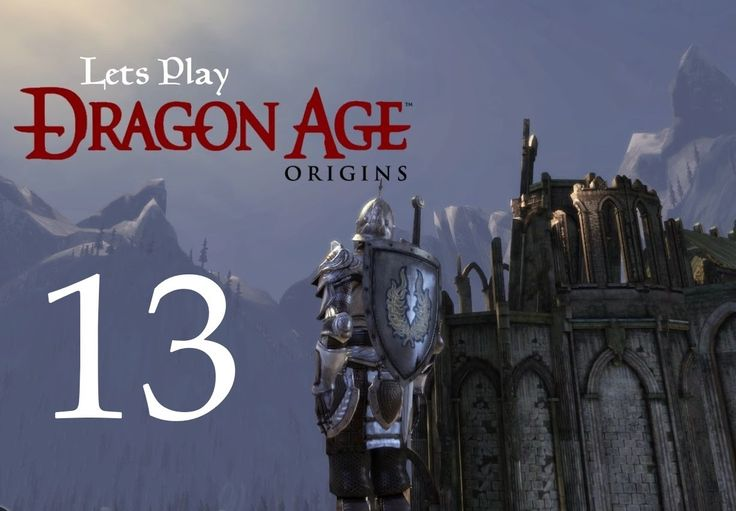 Let's Play DRAGON AGE: Origins Ultimate Edition -Modded- Part 13 - The Fade http://youtu.be/VAv298l1OTY