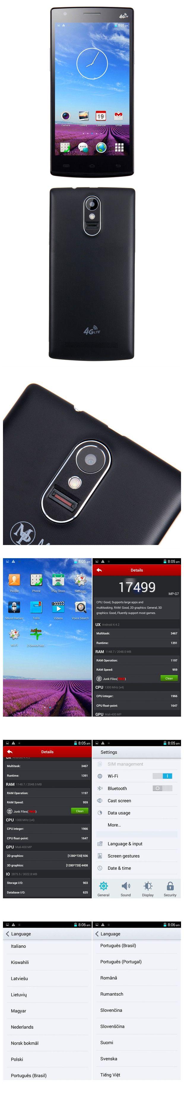 MPIE G7 smartphone 4G