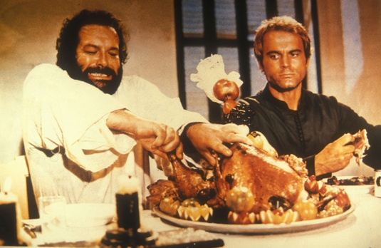 Heroes :) Bud Spencer - Terence Hill