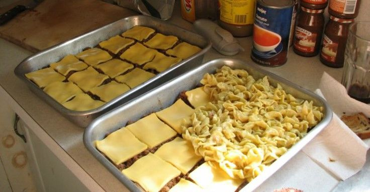 Life On The Farm Comes Authuentic Amish Casserole...With Many Perks And GREAT Food Is One Of Them