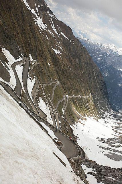 Stelvio Pass, Italy