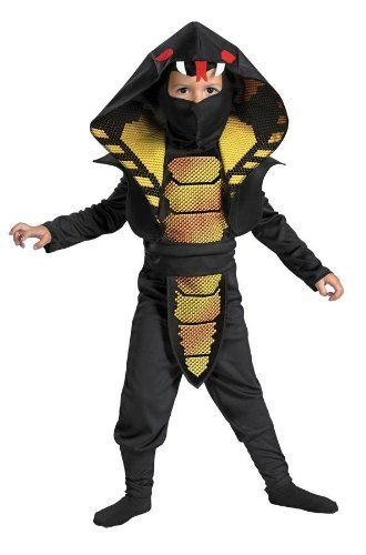 Costumes For All Occasions DG25975L Cobra Ninja 4-6 costumes. $31.24