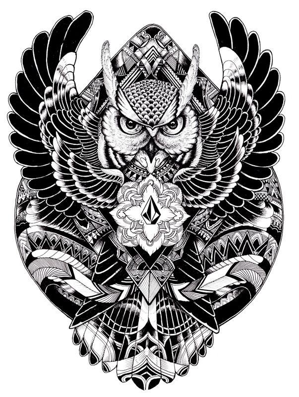 volcom clothing design - Iain Macarthur   tatuajes | Spanish tatuajes  |tatuajes para mujeres | tatuajes para hombres  | diseños de tatuajes http://amzn.to/28PQlav