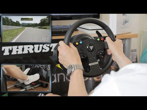 WheelStandPro with Thrustmaster TMX Force Feedback [Forza Motorsport 6]…