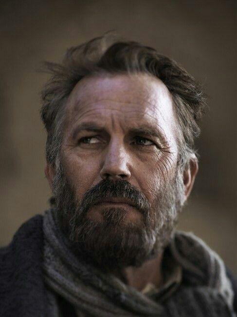 Kevin Costner | A Man with a Beard | Pinterest Kevin Costner