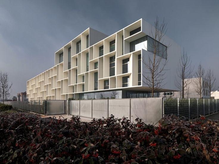 Bentini Headquarters, Faenza, 2011